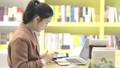 线上教书法?这位美女老师的学生遍布全球