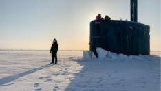 """美军在北极演习 俄罗斯军机来""""围观"""""""