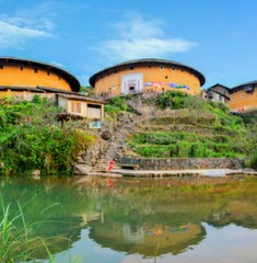 【文化遗产在福建】福建土楼:中国民居建筑的典范