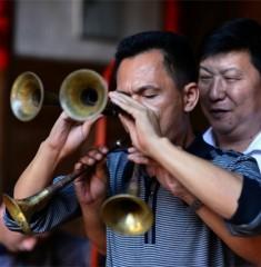 """【文化遗产在福建】长汀公嫲吹:被誉为""""八闽绝唱""""的客家民间音乐瑰宝"""