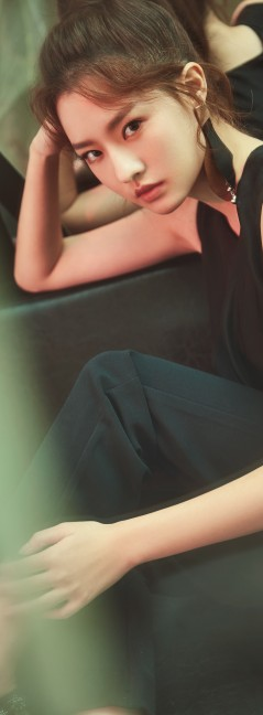 陈语安变身美女特工