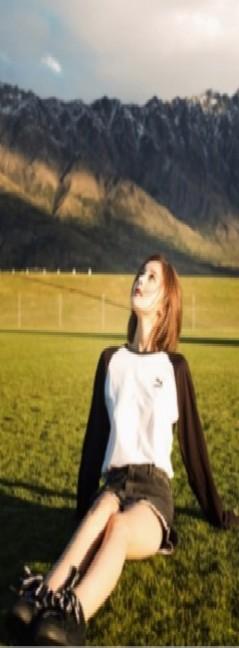 阳光美少女娜扎