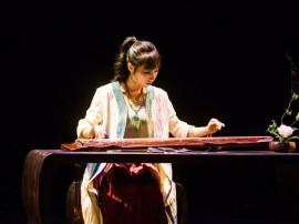林小娜古琴讲座音乐会圆满结束