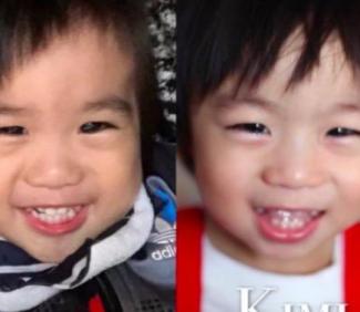 Jenson撞脸Kimi小时候 林志颖:他们才是双胞胎