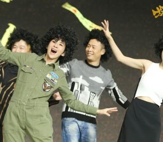 吴君如:我是导演界小学生 不好笑桥段都归陈可辛