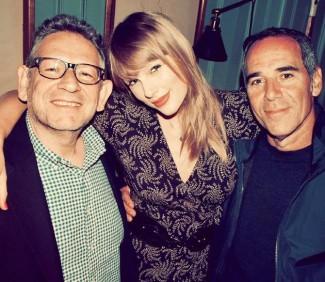 霉霉宣布签约环球音乐 环球将出售Spotify股份