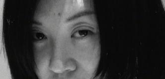 许晴晒素颜自拍眼神迷离 漂亮清纯少女感十足