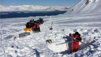 中国首个北极科考站——黄河站开始今年考察任务