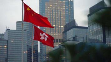 香港特區政府:警方會對1日暴力及違法行為果斷執法