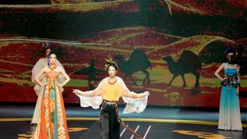 大型紀錄片《莫高窟與吳哥窟的對話》在敦煌首映