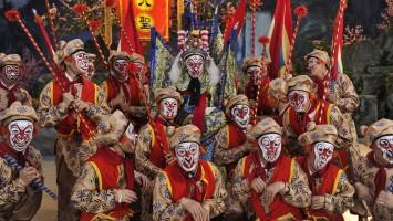 丝路征程——传统京剧在突围