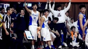 2019海峡两岸大学生篮球赛,热血高校,耀青春!