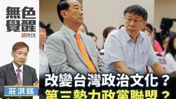 """台湾不要泡肉桶的""""第三势力"""""""