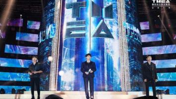西城男孩唱老歌上演回忆杀 TFBOYS获年度最佳团体