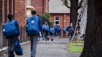 澳大利亚悉尼:中小学复课