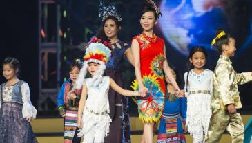 多伦多华裔小姐冠军出炉 23岁女孩折桂