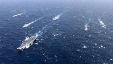 中国海军首次参加印度洋海军论坛多边演习
