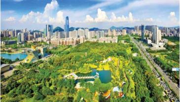 国家林业局:到2020年将建成6个国家级森林城市群
