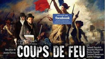 """脸书反""""色情"""" 法国名画《自由引导人民》被屏蔽"""