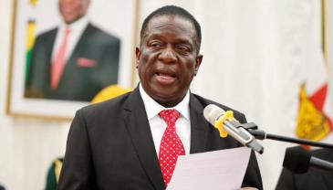 津巴布韦总统参加竞选活动时遇袭