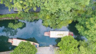 """探访""""世界灌溉工程遗产""""广西千年灵渠"""
