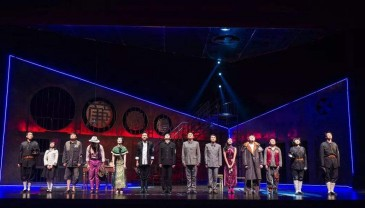 第三届广东国际戏剧展即将开幕 10台优秀剧目将粉墨登场