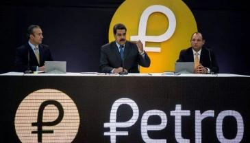 委内瑞拉政府宣布石油币为国际记账单位