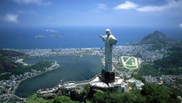巴西渐成中国游客新宠