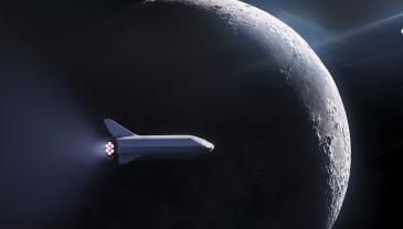"""2040年前建成""""月球城市""""?航天专家:异想天开"""