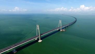 港珠澳大桥打破国内大桥百年惯例:设计寿命120年