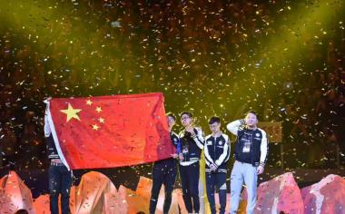 外国网友盛赞中国电竞,这夸奖自己人都说不出口