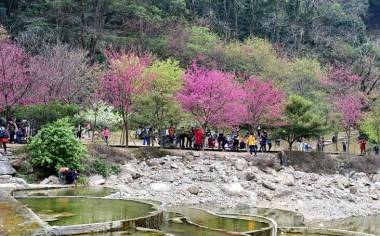 闽江流域山水林田湖生态保护修复项目入围全国第二批试点