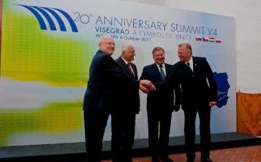 波兰退出维谢格拉德集团和以色列的峰会