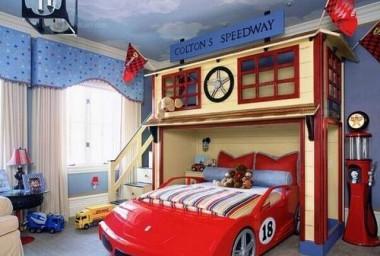 儿童房装修要注意的风水问题