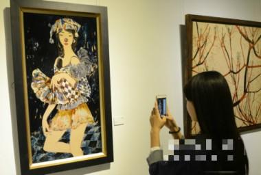 第六届福建艺术节美术书法作品展在榕举行