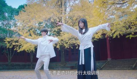 《淑女飘飘拳》预告片曝光 太极拳成一大看点