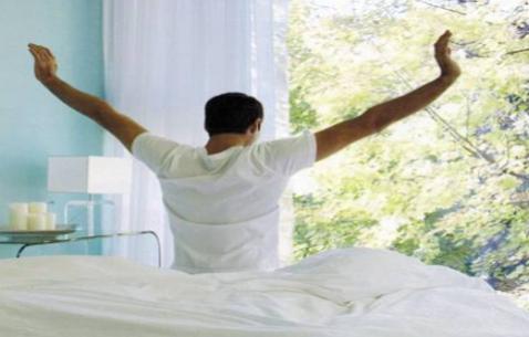 起床后花一分钟就能补肾