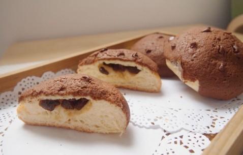 肉桂与杏仁的相遇——葡萄干杏仁面包