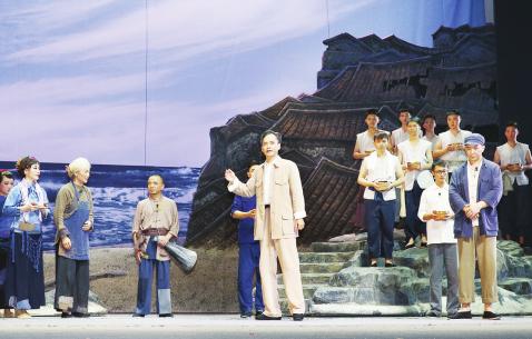 第七届福建艺术节漳州分会场开幕