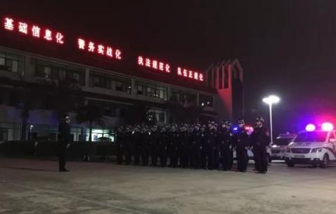 """走进漳州110 原来""""守护神""""是这样练成的"""