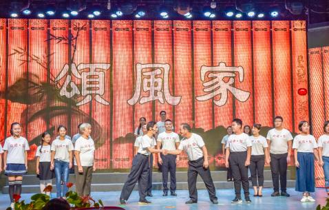 """""""悦读·家@万家""""系列活动在三明泰宁首秀"""