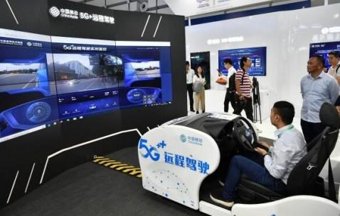 5G远程驾驶亮相 代驾在家就能开车了?