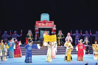 第十六届中国戏剧节在榕启幕