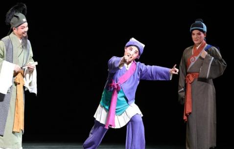 中国戏剧艺术向新时代进发——第十六届中国戏剧节观察