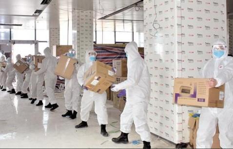 国务院联防联控机制印发《企事业单位复工复产疫情防控措施指南》
