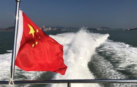 国庆期间我省海上执法专项行动管控渔船不放松