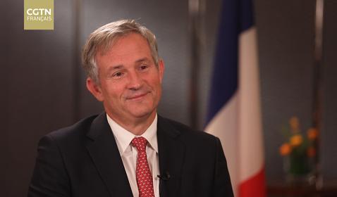 大咖话进博 | 法国驻华大使罗梁:今年参加进博会的法企数量已超过去年
