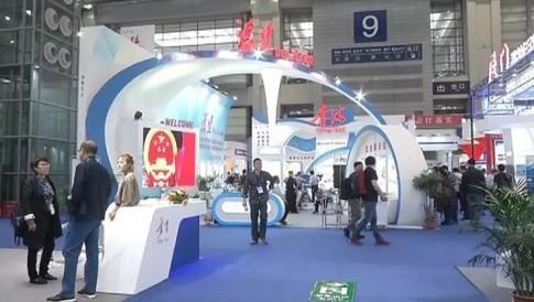 福建展团亮相第二十届深圳高交会