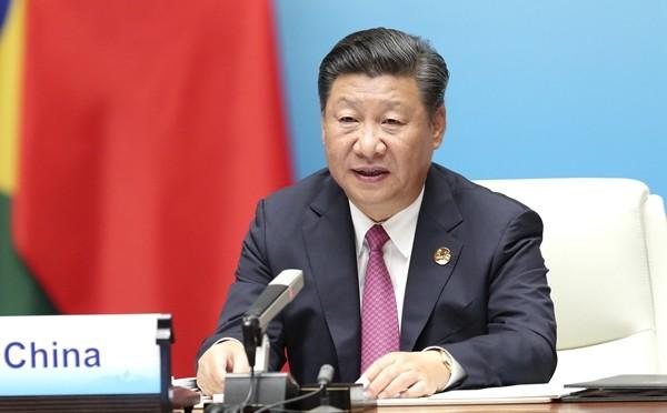 习近平主持金砖国家领导人第九次会晤并发表重要讲话