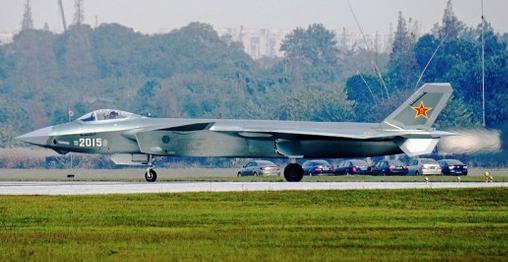 是成都飞机工业集团为中国人民解放军研制的最新一代